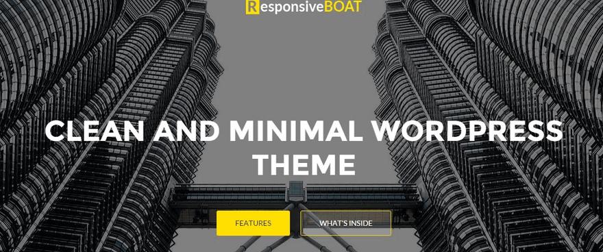 Responsive boat wordpress ablon letöltés