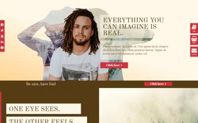 Legfrissebb WordPress sablonok ingyen – 5. rész