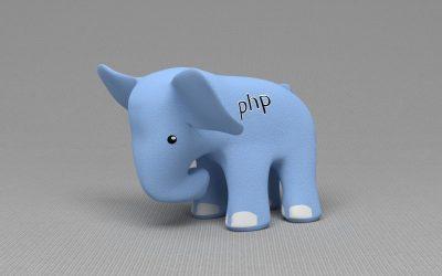 PHP frissítés WordPress weboldalon